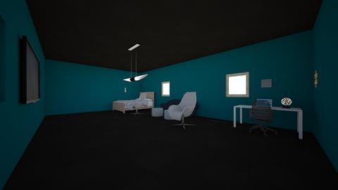 Bedroom of my dreams - Modern - Bedroom - by LilKalashnikov