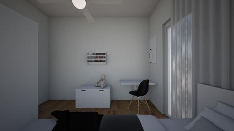 Inbar 51 - Kids room - by erlichroni