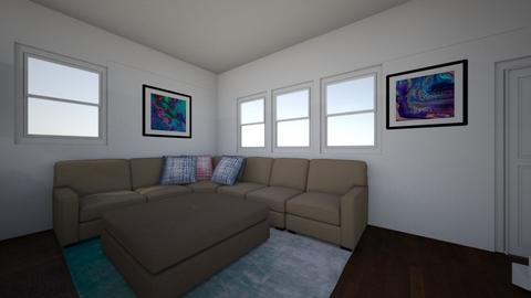 Living 1 - Living room - by Kmstyles84