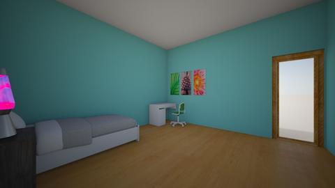 kids room 1 - Modern - Kids room - by lenochod