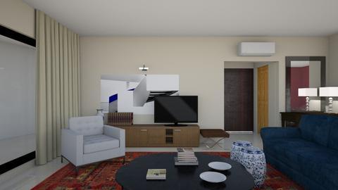 APARTAMENTO  - Living room - by arquicass
