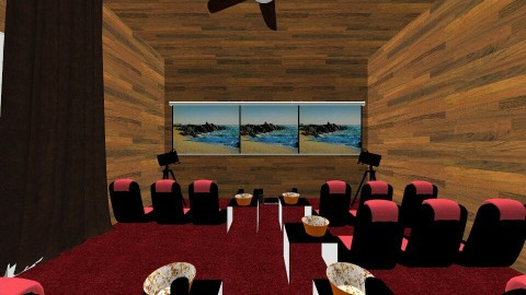 my home theater - by ballerina1