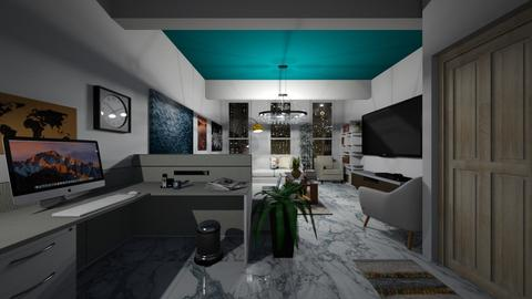 Template room - Living room - by Grenadier