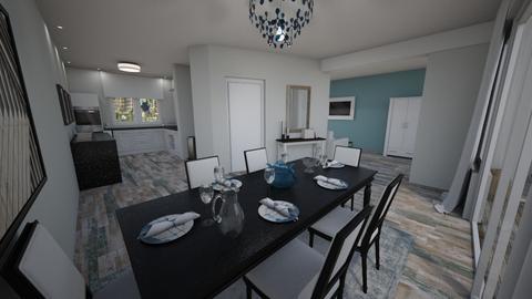 Living Kitchen Contest - Modern - Living room - by pfeilswdm