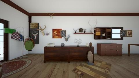 mystrey shack - by amber90909riki
