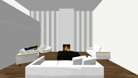 real - Modern - Living room - by abigail97120