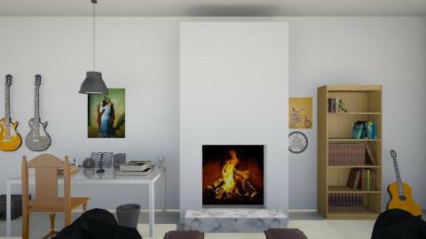 Projeto Paola para Helder - Bedroom - by Paola ApMoura