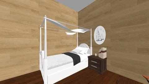 my bedroom - by noah shalom