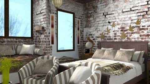 like - Country - Bedroom - by Cejovic Andrijana