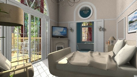 Classy Modern - Modern - Bedroom - by Bibiche