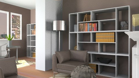 Home Office - Modern - Office - by channing4