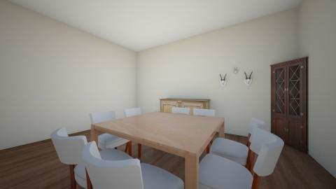 Robin Diningy Room - Dining room - by kashamitchel