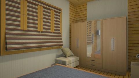 A Bedroom a D - by saniya123