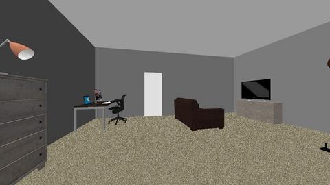 jayden - Bedroom - by MissDowler