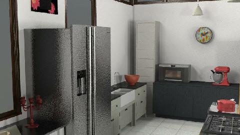 Cozinhar - by Rudibr