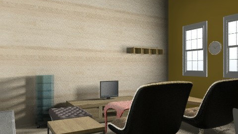 casacor - Rustic - Office - by marcelmaie
