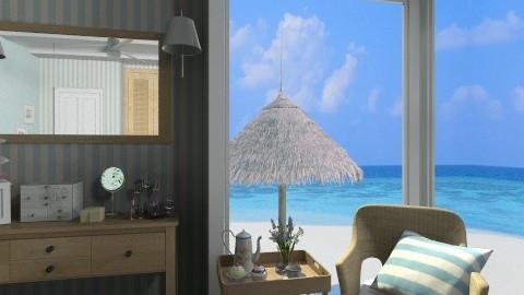 habitacion en la playa - Bedroom - by maria1950
