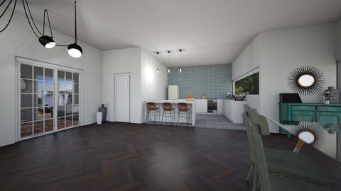 55555 - Kitchen - by MaluMeyer