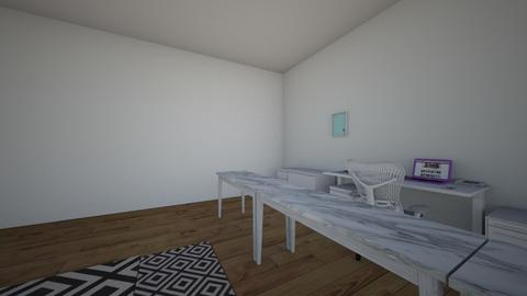 classy home office - Modern - Office - by sarabethrobers