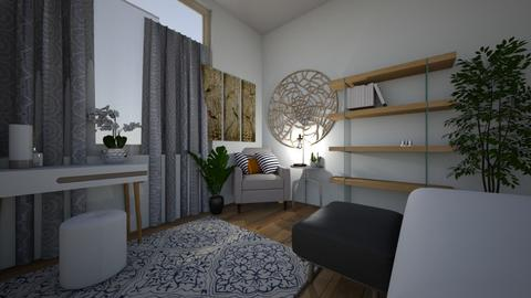 Bedroom design 1 - Modern - Bedroom - by annicka
