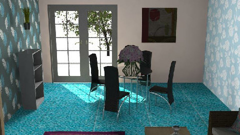 New 3D Planner test 2 - Living room - by SylviaAst