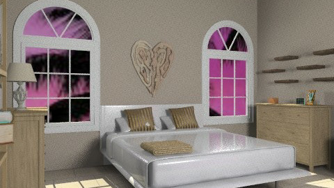 just beeeachy. - Country - Bedroom - by jadebeal