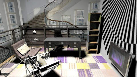 Office haus - Classic - Office - by FRANKHAM