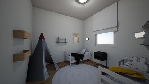 Maya Elul kidsroom 5 - Kids room - by erlichroni