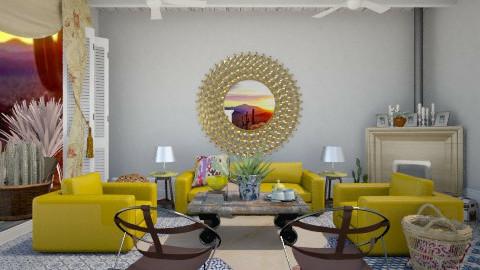 Boho Lounge - Eclectic - by ovchicha