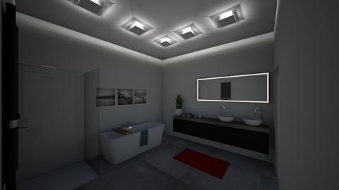 badkamer 1 - Modern - Bathroom - by Huisk1