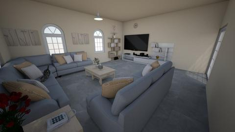 living - Living room - by natakan61