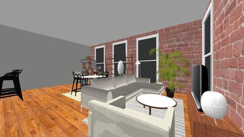 A301 - Living room - by svendsgaardwilliamson