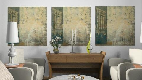 Design47 - Classic - Living room - by blondina14