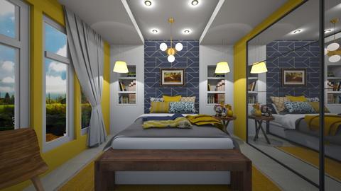 25 - Bedroom - by somochi91