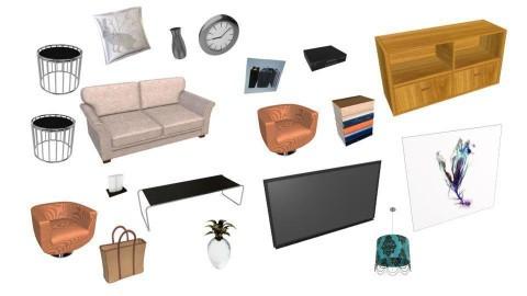 living room 1 - by anvil kills