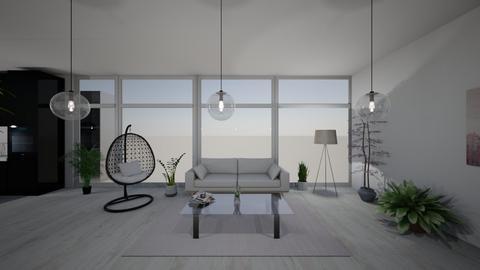 Urban jungle  - Modern - Bedroom - by deleted_1579268212_Vika_Hordiychuk
