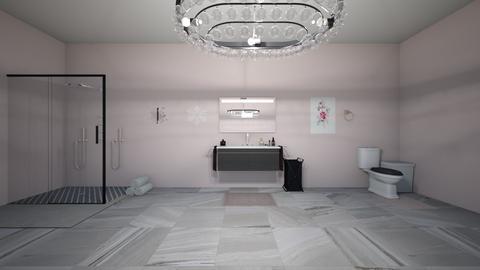Bathroom - Feminine - Bathroom - by Annalise Smith