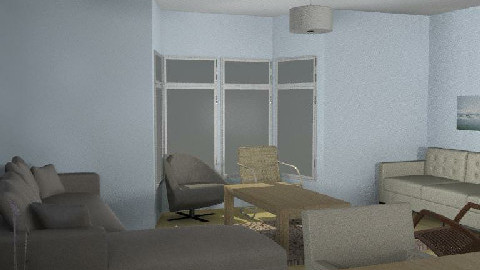 nappali86 - Living room - by Kata Koller