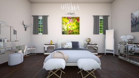 crayzay lifee - Bedroom - by areejkwaik