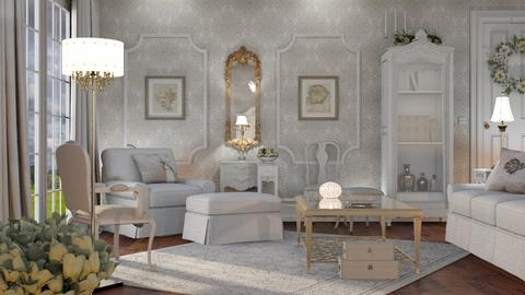 Shabby Chic Living - by GraceKathryn