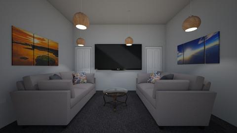 Waiting Room - Modern - Office - by DJRose749