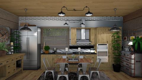 IP Artisan Kitchen - by deemuri_co