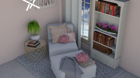 Reading Nook - by HeidiNel