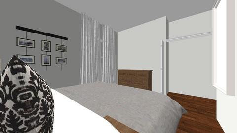 Master Bedroomv4 - Bedroom - by bergjulia1