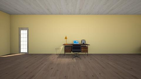 Eclectic Office - Masculine - Office - by rodrio 123