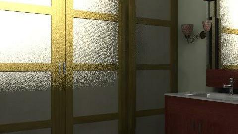 BAÑO DE SEÑORES - Country - Bathroom - by cibelles