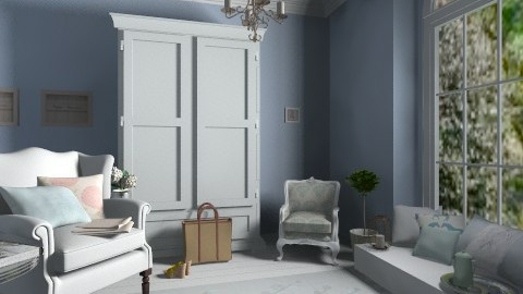 Shabby Chic - Living room - by thj90