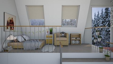 sami - Bedroom - by penelopy