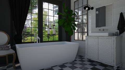 Eclectic - Bathroom - by Tuija