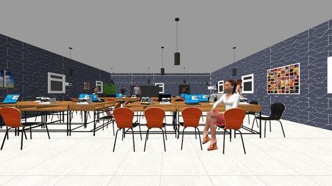 Building a Classroom - by  mdqawszfdcrikj